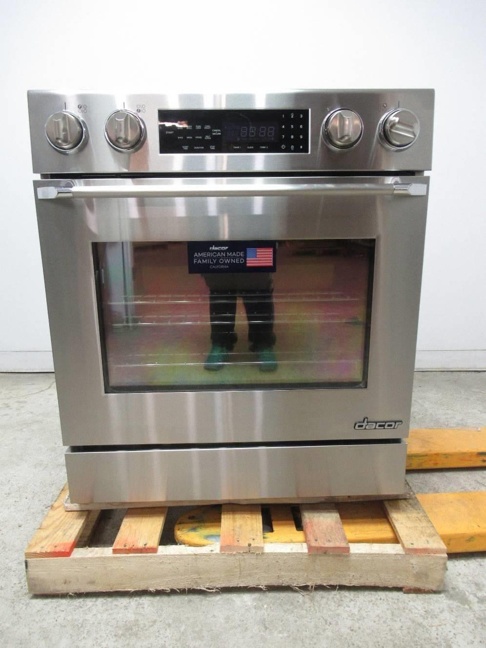 Convection Slide In Electric Range Dr30eis