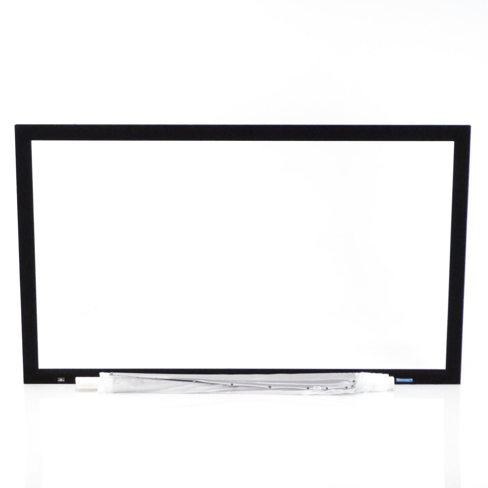"""Stewart Filmscreen Luxus Deluxe 55.5"""" x 93.5 Frame & 100"""" Firehawk Screen #33194"""