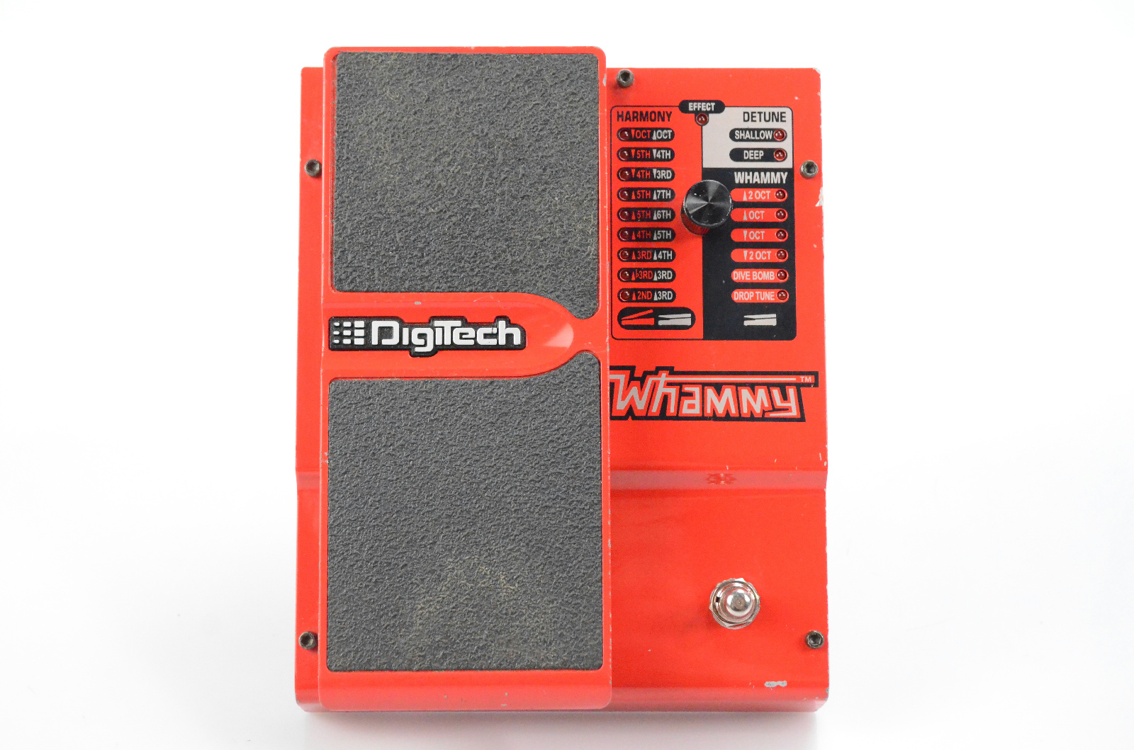 Digitech Whammy IV 4th Generation Guitar Effect Pedal Owned by Papa Roach #33225