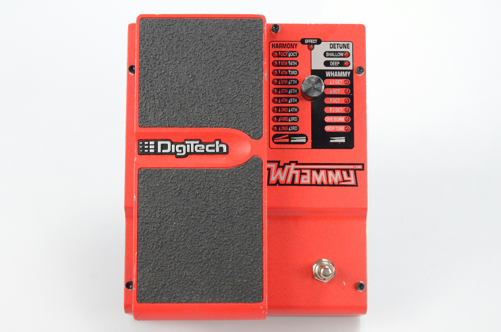 Digitech Whammy IV 4th Generation Guitar Effect Pedal Owned by Papa Roach #33223