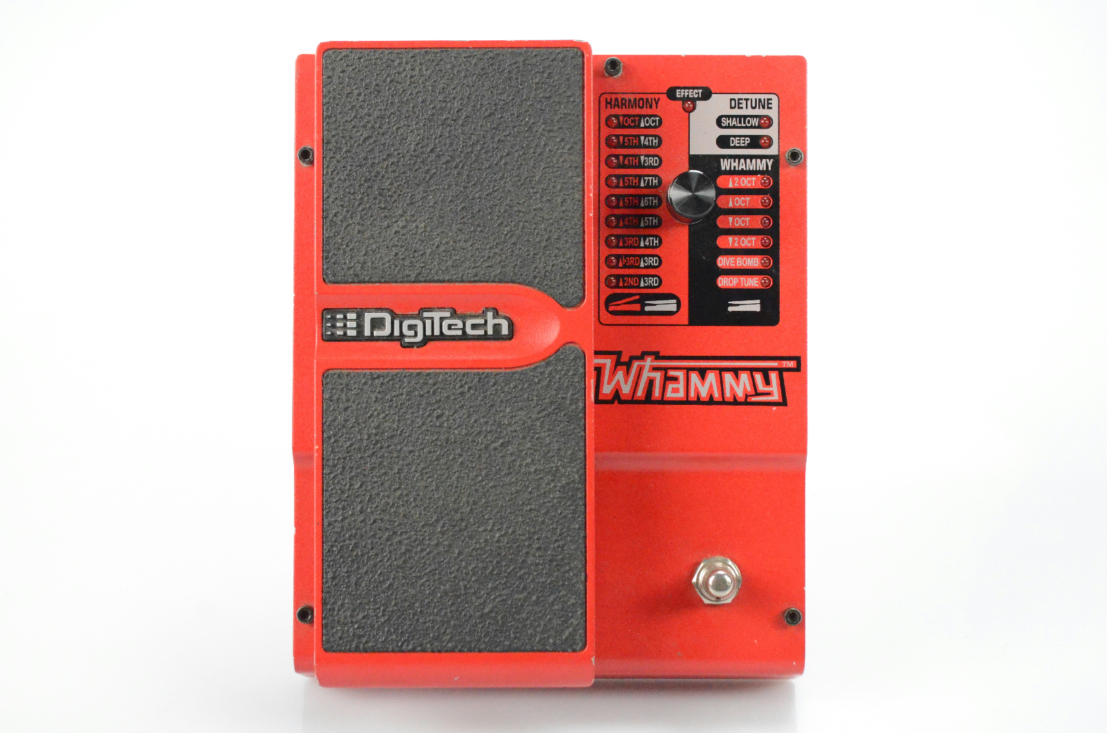 Digitech Whammy IV 4th Generation Guitar Effect Pedal Owned by Papa Roach #33315