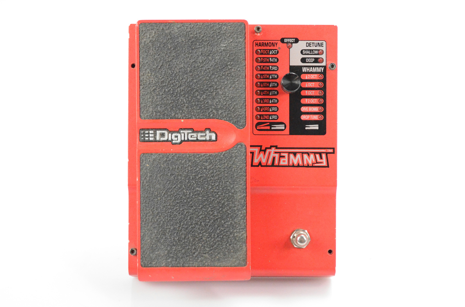 Digitech Whammy IV 4th Generation Guitar Effect Pedal Owned by Papa Roach #33314