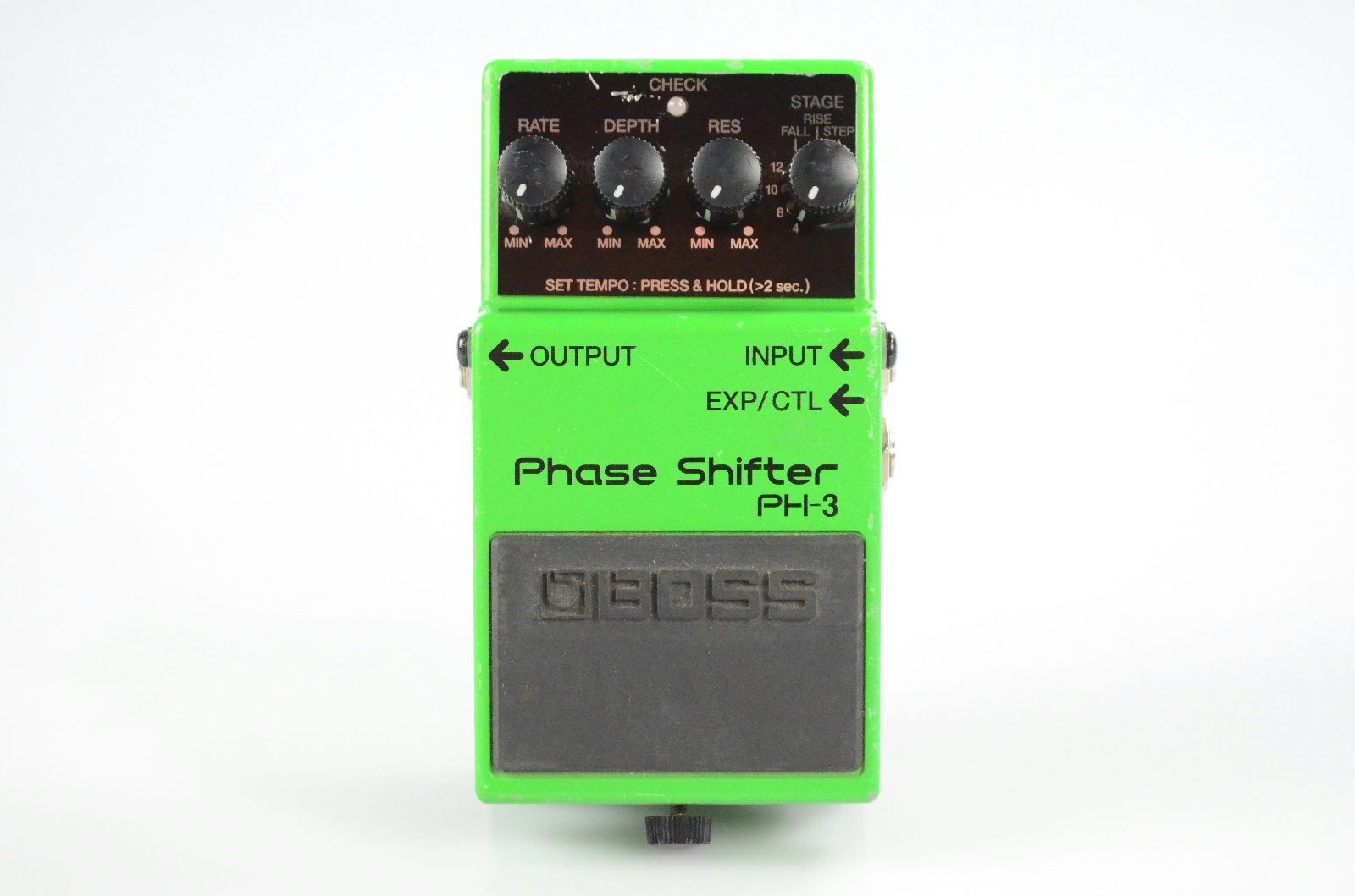 Boss PH-3 Phase Shifter Pedal w/ FS-5L Footswitch Owned By Papa Roach #33367