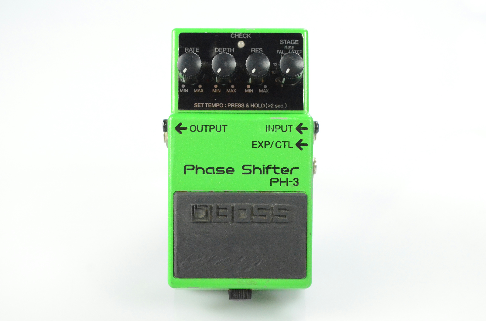 Boss PH-3 Phase Shifter Pedal Owned By Papa Roach #33369