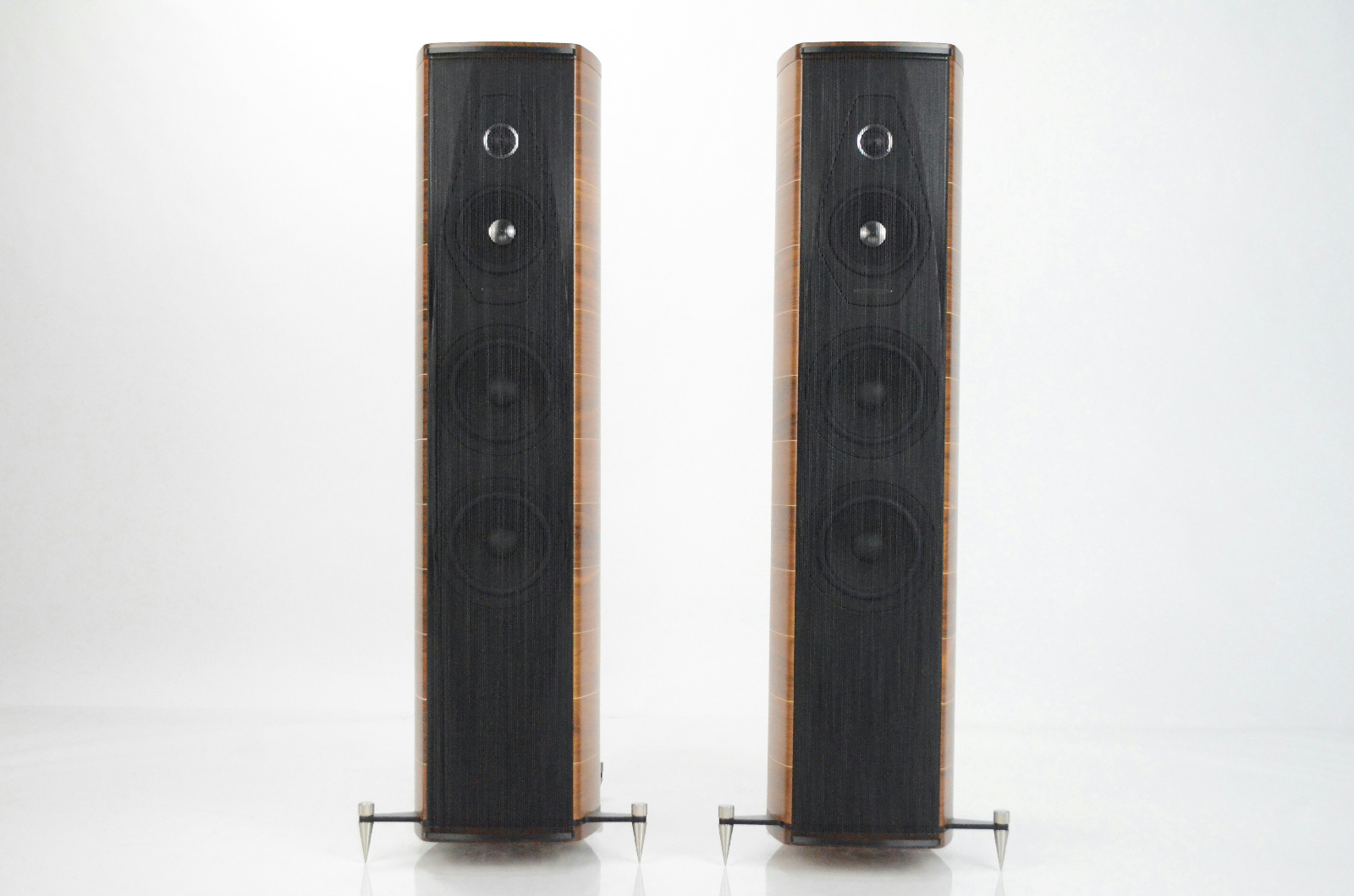 Sonus Faber Olympica III Stereo 3-Way Speakers Floor Tower Home Theater #33385