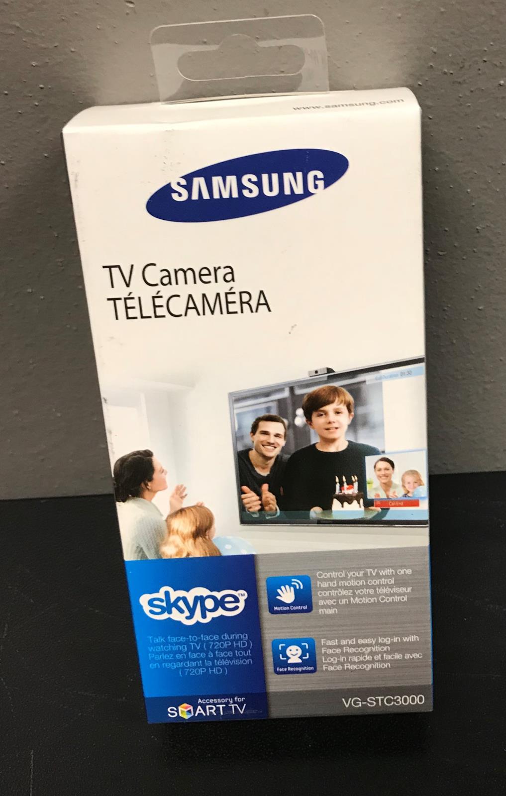 Samsung Vg Stc3000za Tv Camera For Smart Tv New G1 887276017853 Ebay