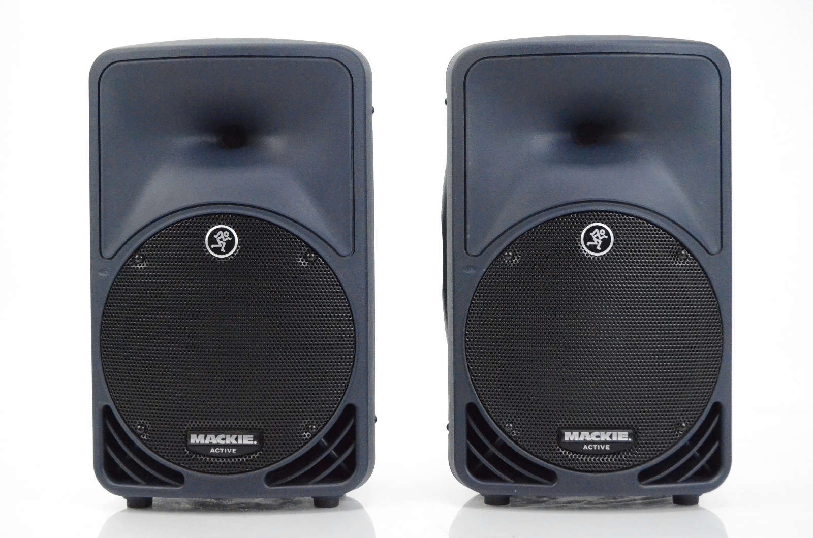 2 Mackie SRM350 v2 Active PA Loudspeaker Monitors Owned by Maroon 5 #33393