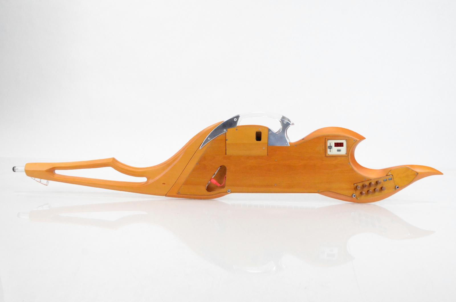 Zen Riffer Z-1 074 MIDI Jet Pro 25-Key Upright Keytar Owned by Maroon 5  #33584