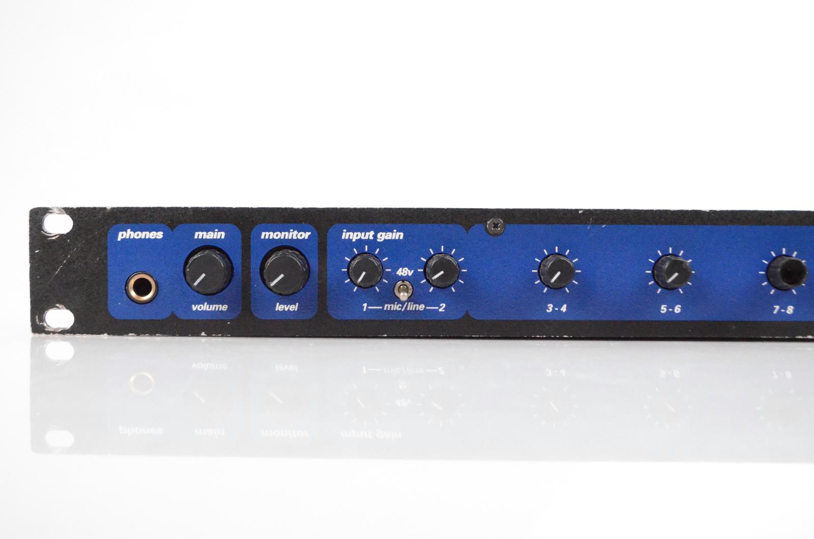 Motu 828 Mk 1 Firewire 400 Recording Studio Interface S Pdif Adat Monitor 33172
