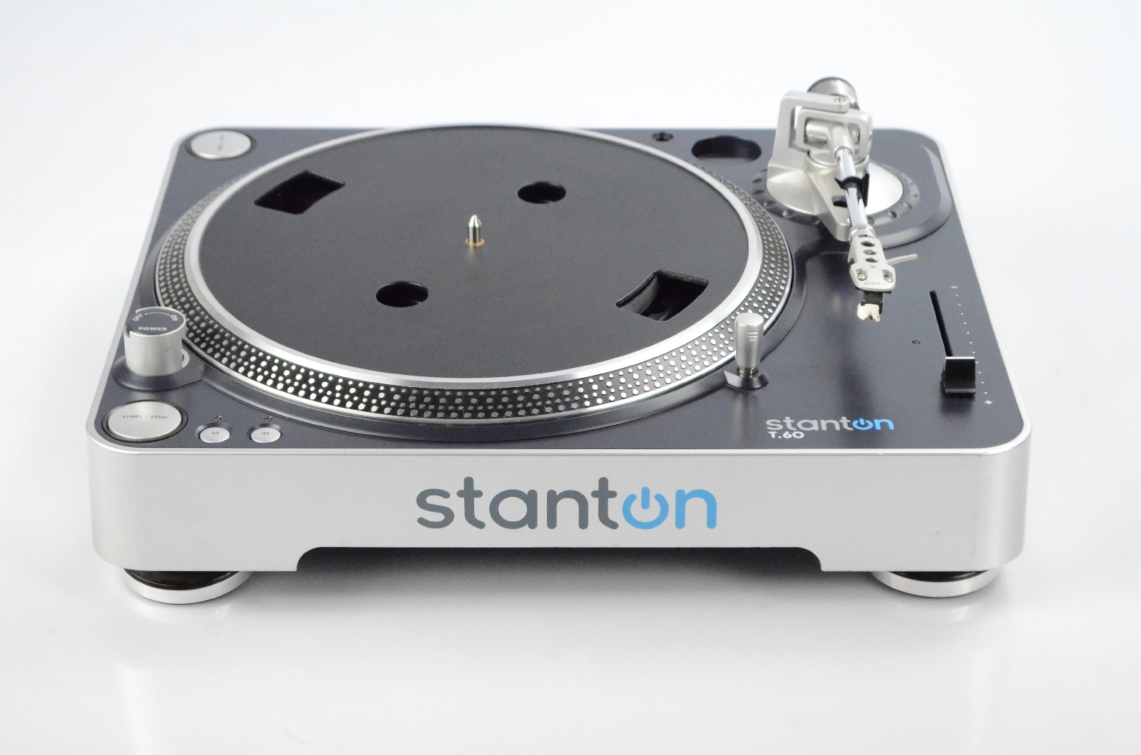 Stanton T.60 T60 T60B Professional Turntable Record Vinyl LP Player #33197