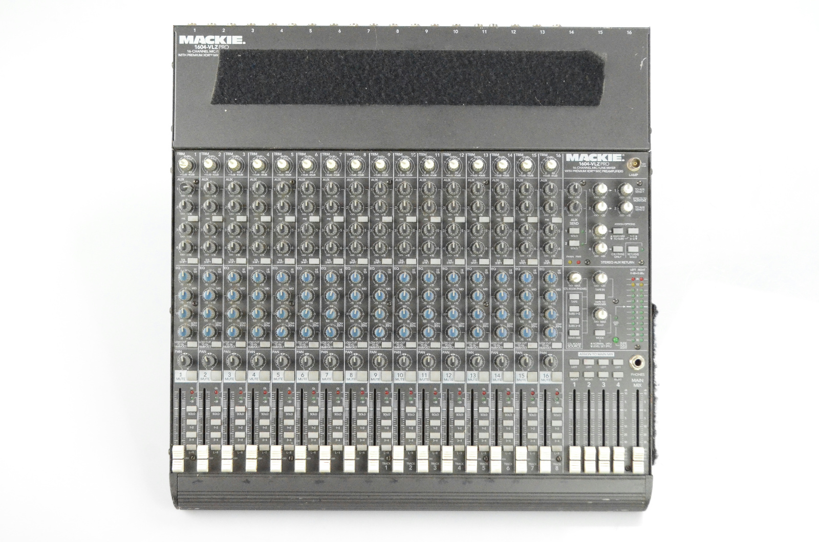 Mackie 1604-VLZ Pro 16 Channel Mixer #33409