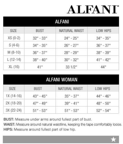 18w Alfani Dress Plus Size Lace Fit Flare Black And White