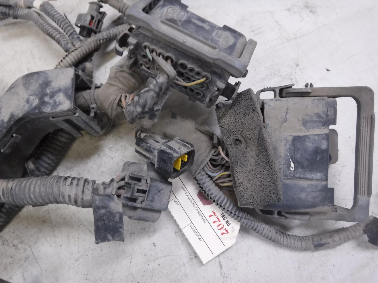 2001 2002 2003 Chevrolet 6 6 Duramax Lb7 Engine Wiring Harness Lb7 Wiring  Harness Lb7 Wiring Harness