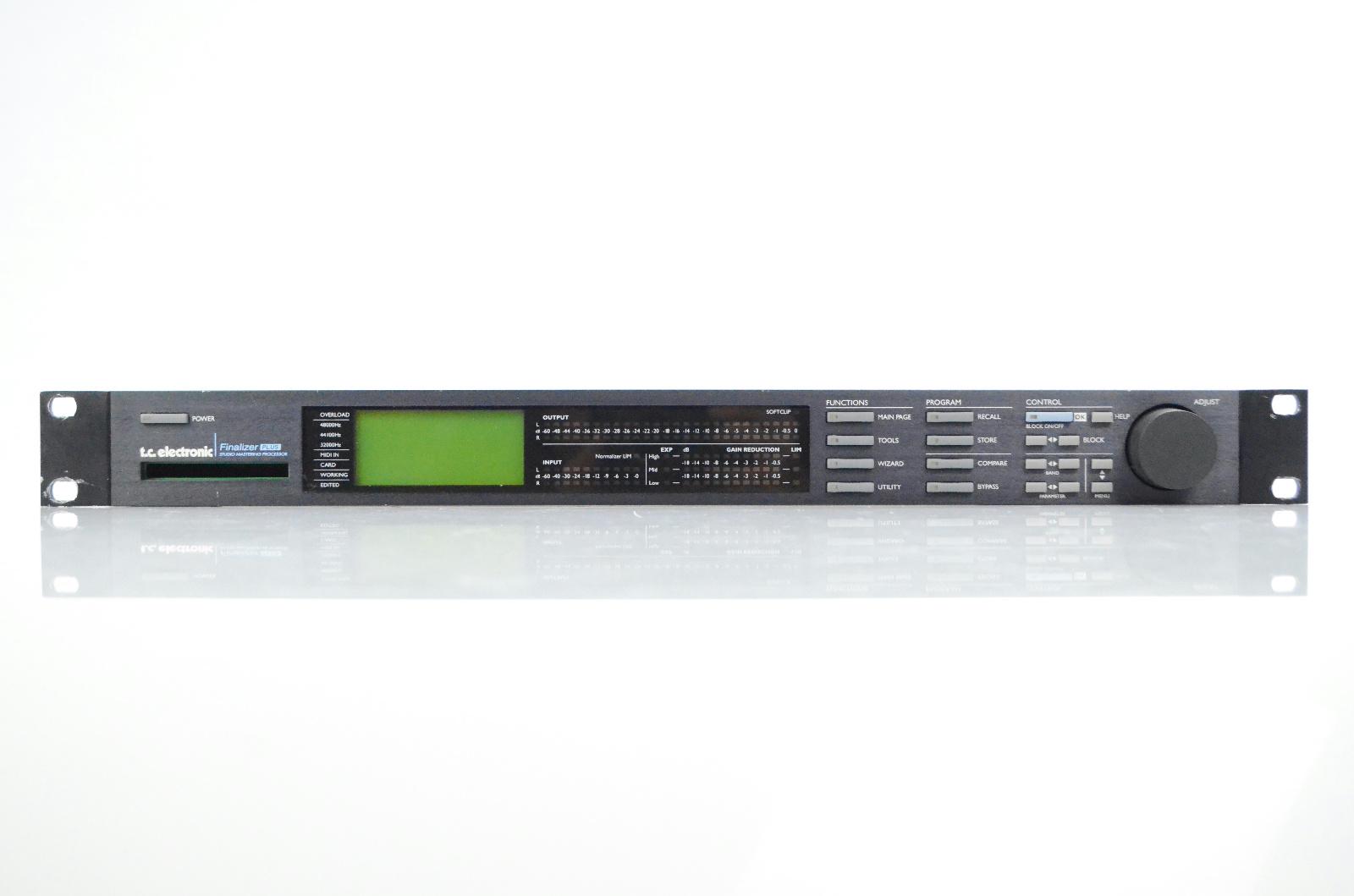 TC Electronic Finalizer Plus Mastering Processor Owned by Kato Khandwala #33632