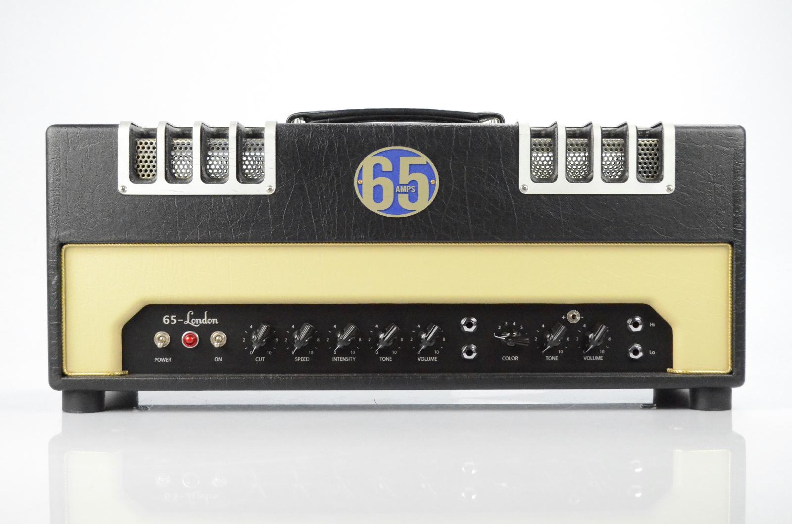 65 Amps London 18W Tube Guitar Amplifier Amp Head Owned by Kato Khandwala #33599