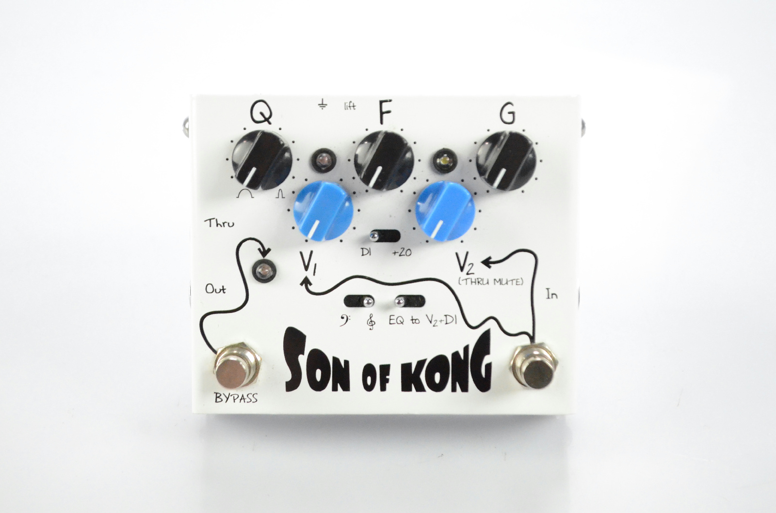 Spontaneous Audio Devices Son of Kong Owned by Kato Khandwala #33610