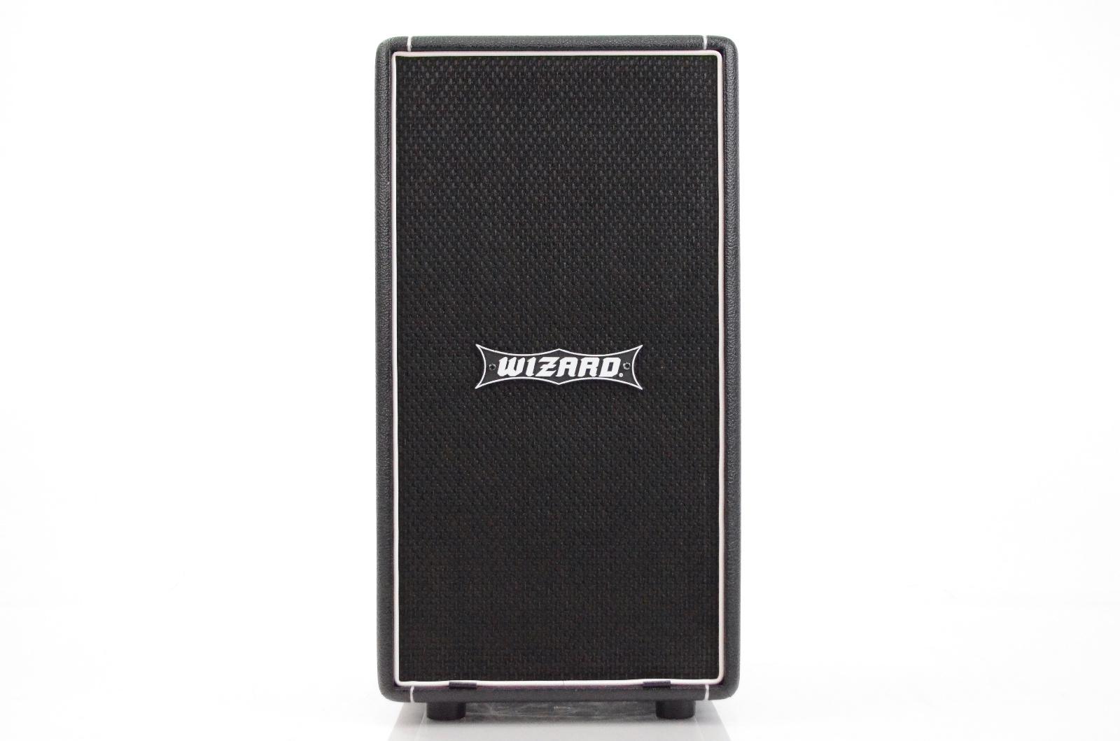 "Wizard 2x10"" 16 Ohm Studio Bass Cube 210 Cabinet Owned by Kato Khandwala #33639"