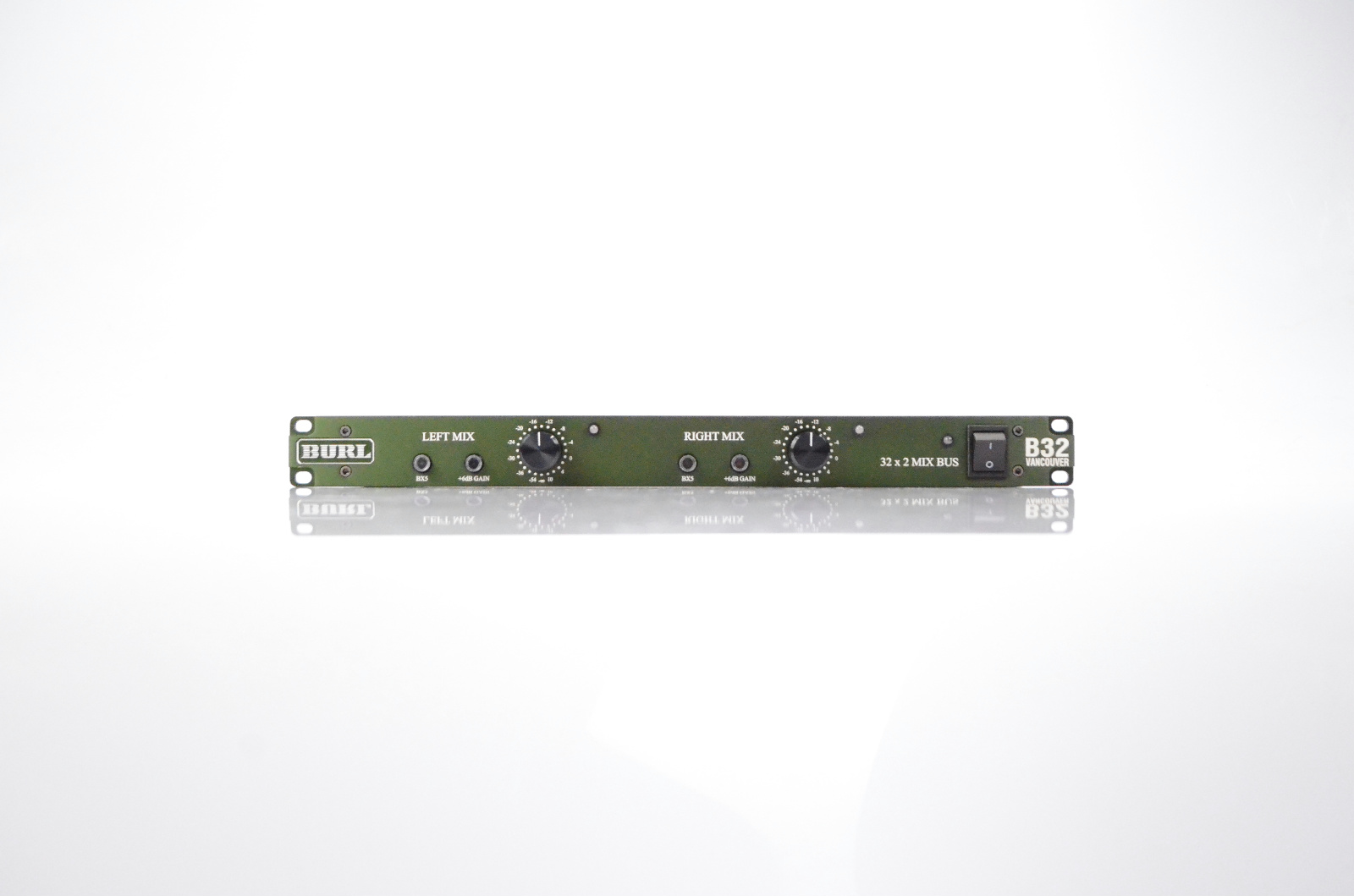 Burl Audio B32 Vancouver 32x2 Summing Amp Owned By Kato Khandwala Operational Amplifiers Amplifier 33615