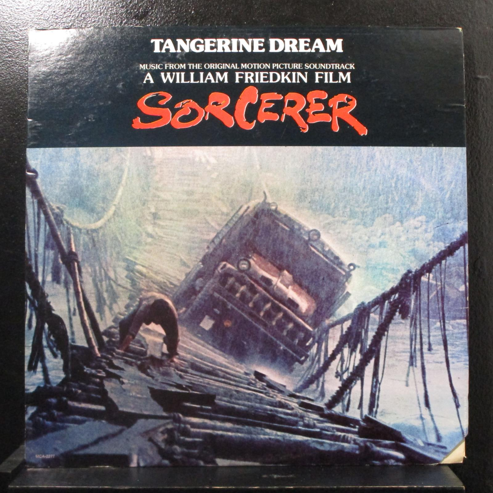 Tangerine Dream - Music From The Sorcerer Soundtrack LP Mint