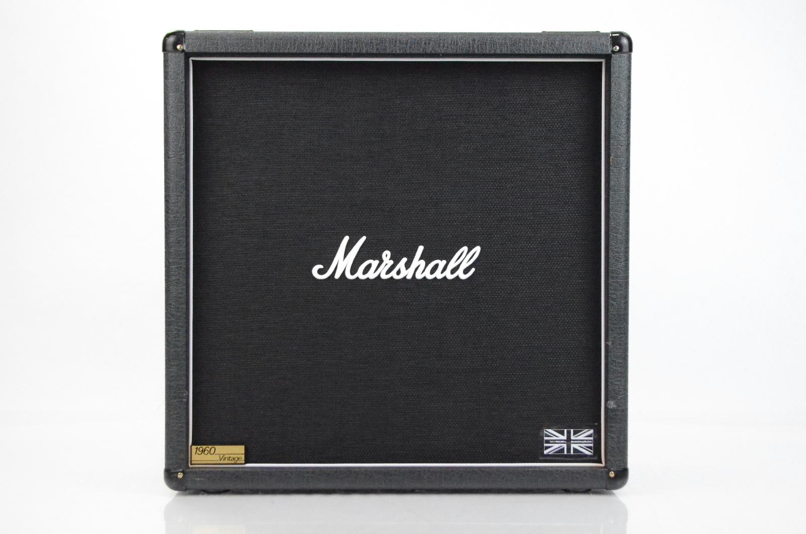 Marshall 1960BV 1960 Vintage 4x12 Cab Cabinet Tim Skold Marilyn Manson #33802