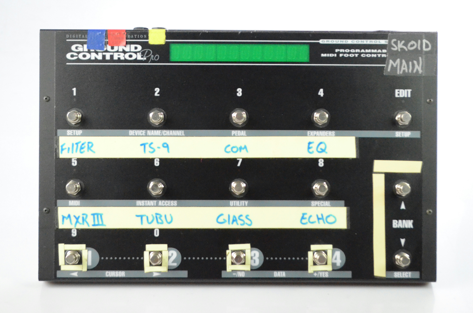Digital Music Ground Control Pro MIDI Controller Tim Skold Marilyn Manson #33836