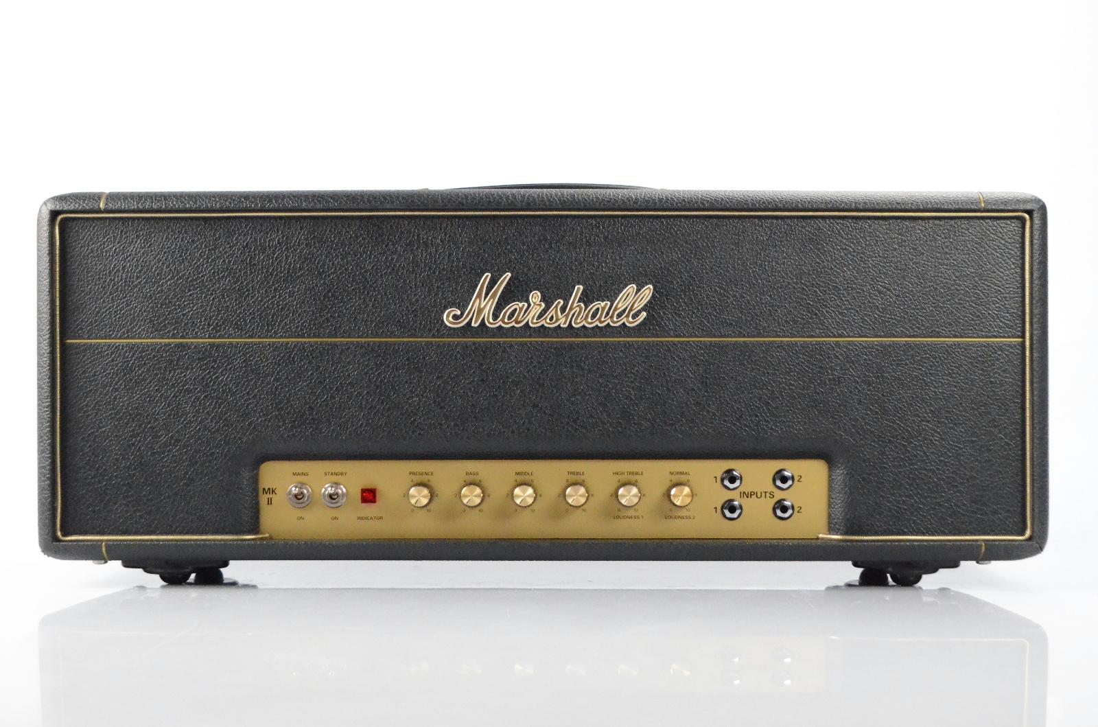 Marshall 1959SLP MKII Super Lead 100w Amp Tim Skold Marilyn Manson #33796