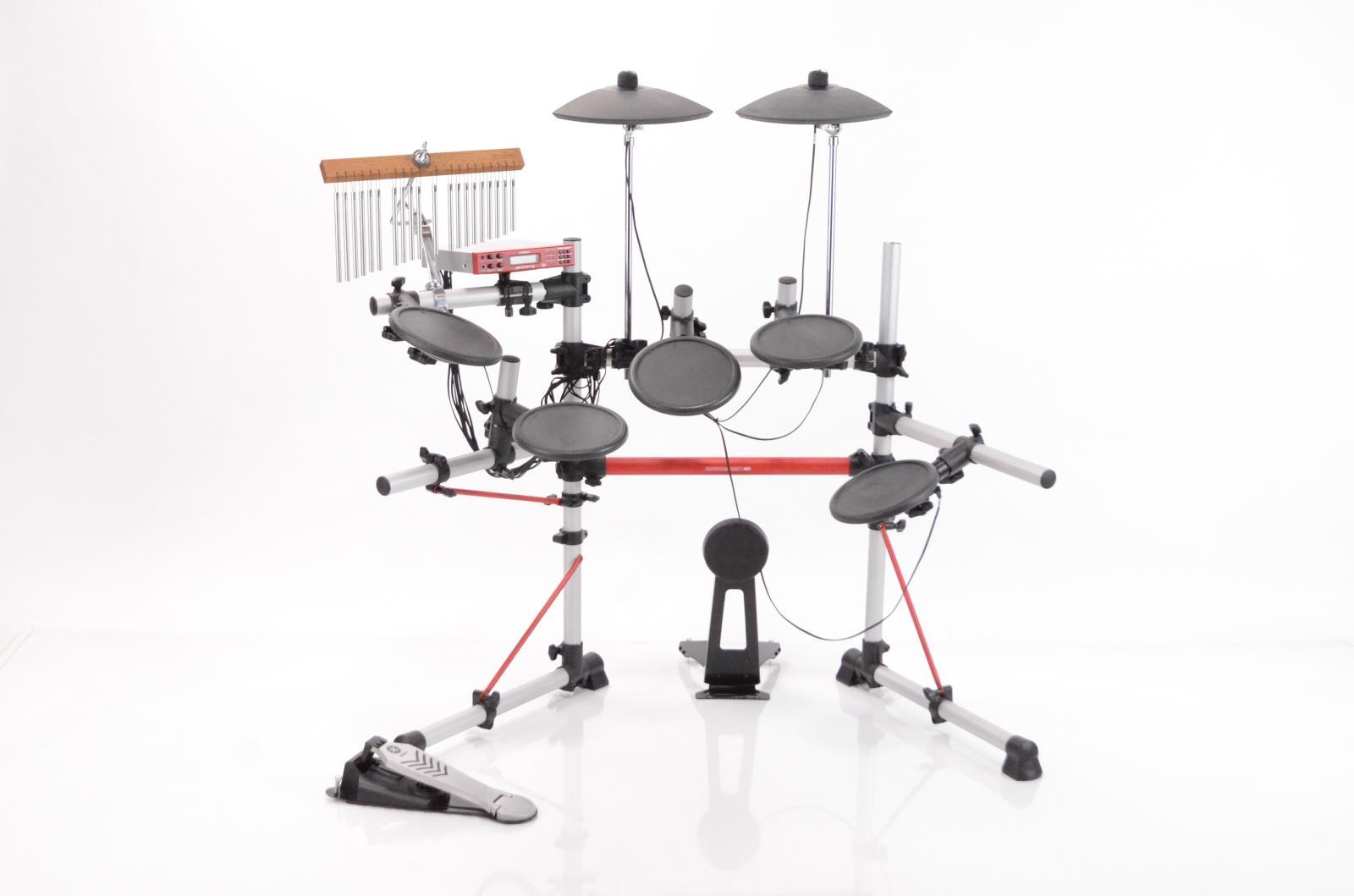 Yamaha DTXP3 6pc Electronic Trigger Pad Drum Kit Set DTXpress III Drums #33915