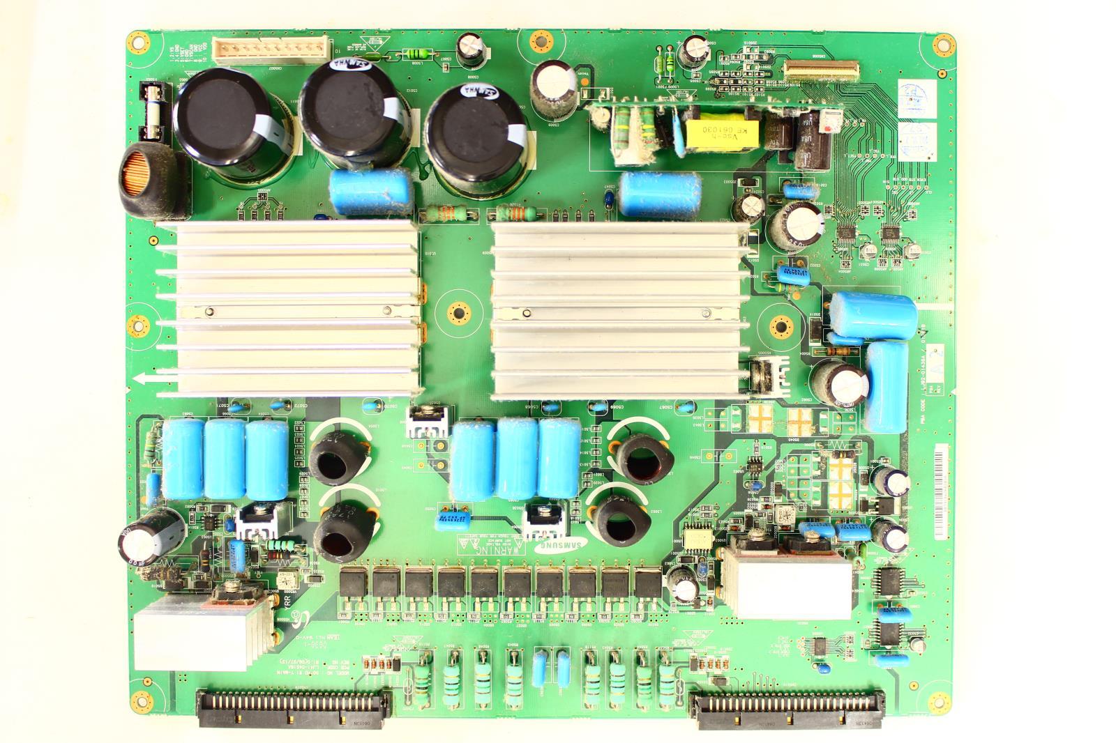 Samsung HPS5033X/XAA Y-Main Board BN96-03360A