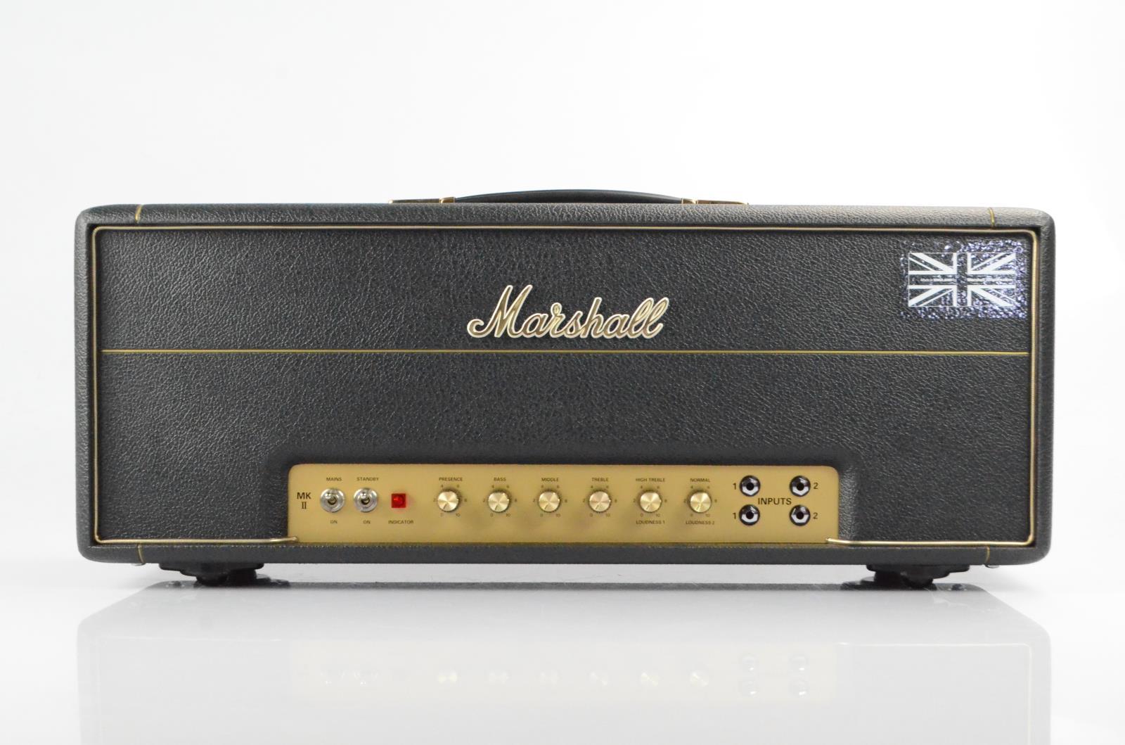 Marshall 1959SLP MKII Super Lead 100w Amp Head Tim Skold Marilyn Manson #33834