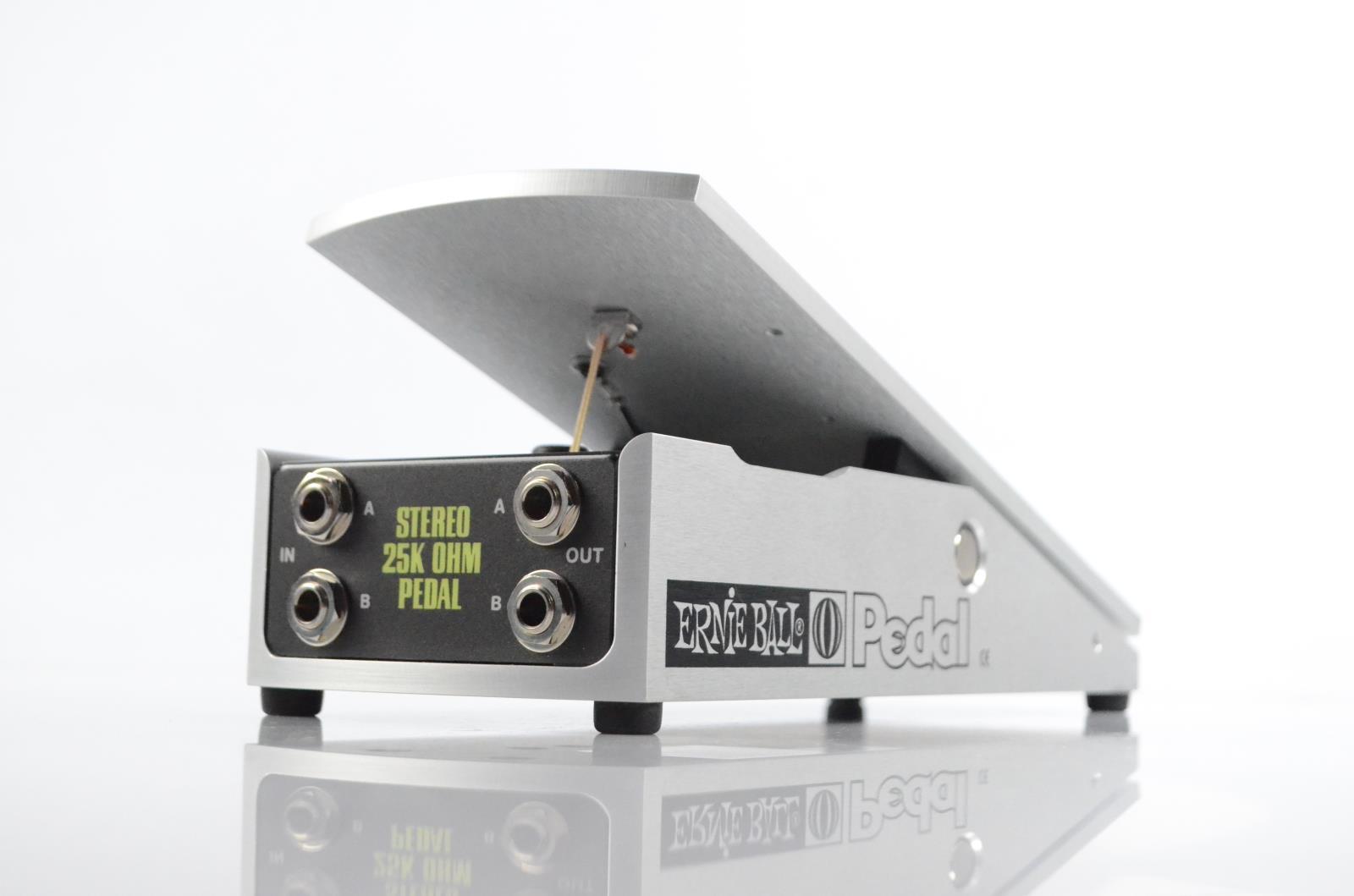 Ernie Ball 6167 Stereo 25K Ohm Pedal w/ Original Box Owned by Carlos Rios #33994