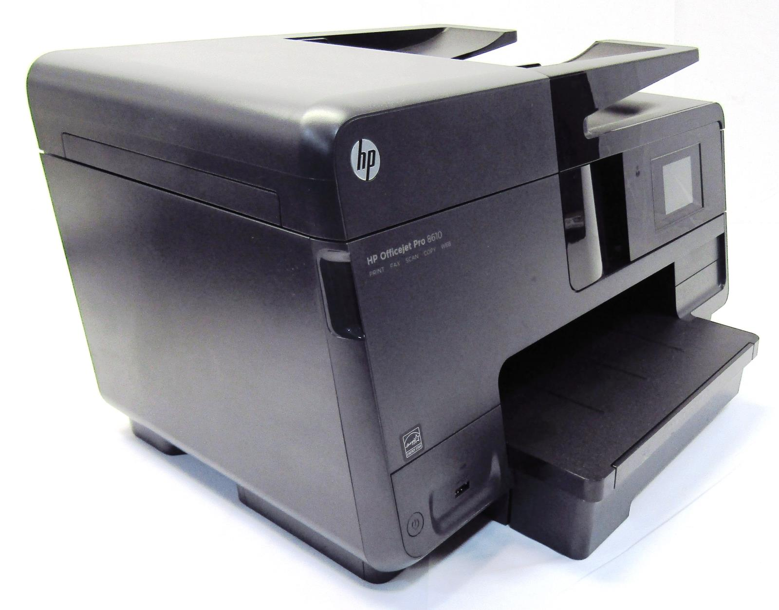 Hp Officejet Pro 8610 Color All In One Printer 4800 X 1200 Dpi