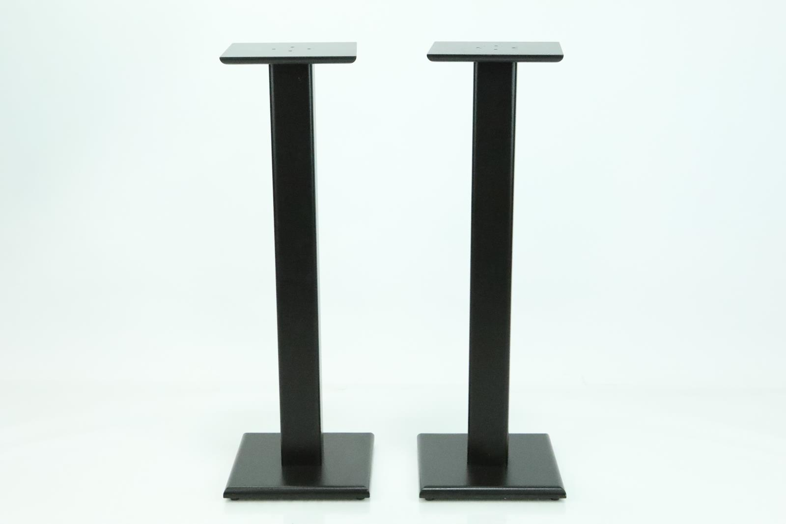 "KK Audio 48"" Black Classic Speaker Stands Wood #34120"