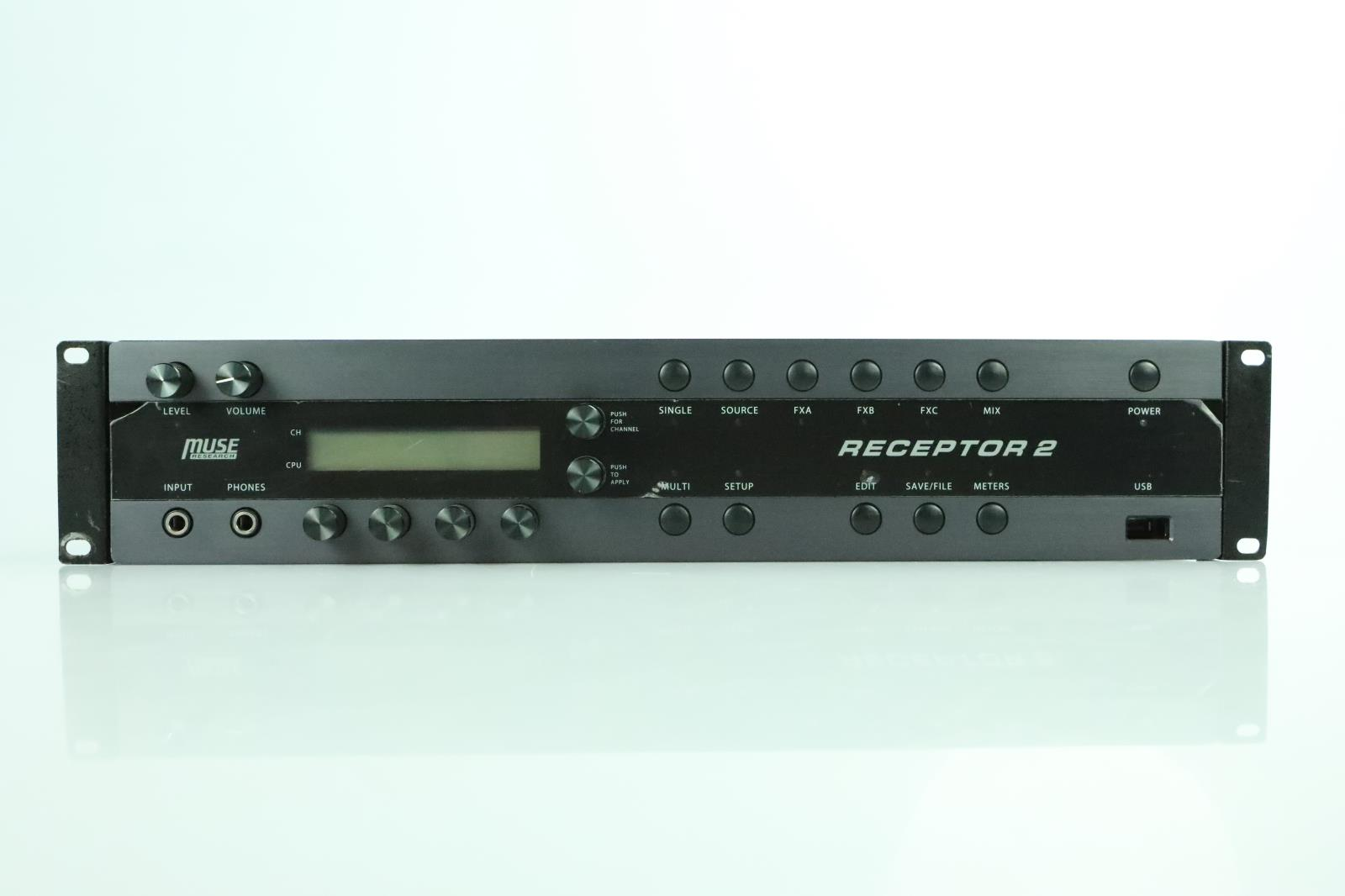Muse Receptor 2  Pro Virtual Instrument Interface Loaded #33926