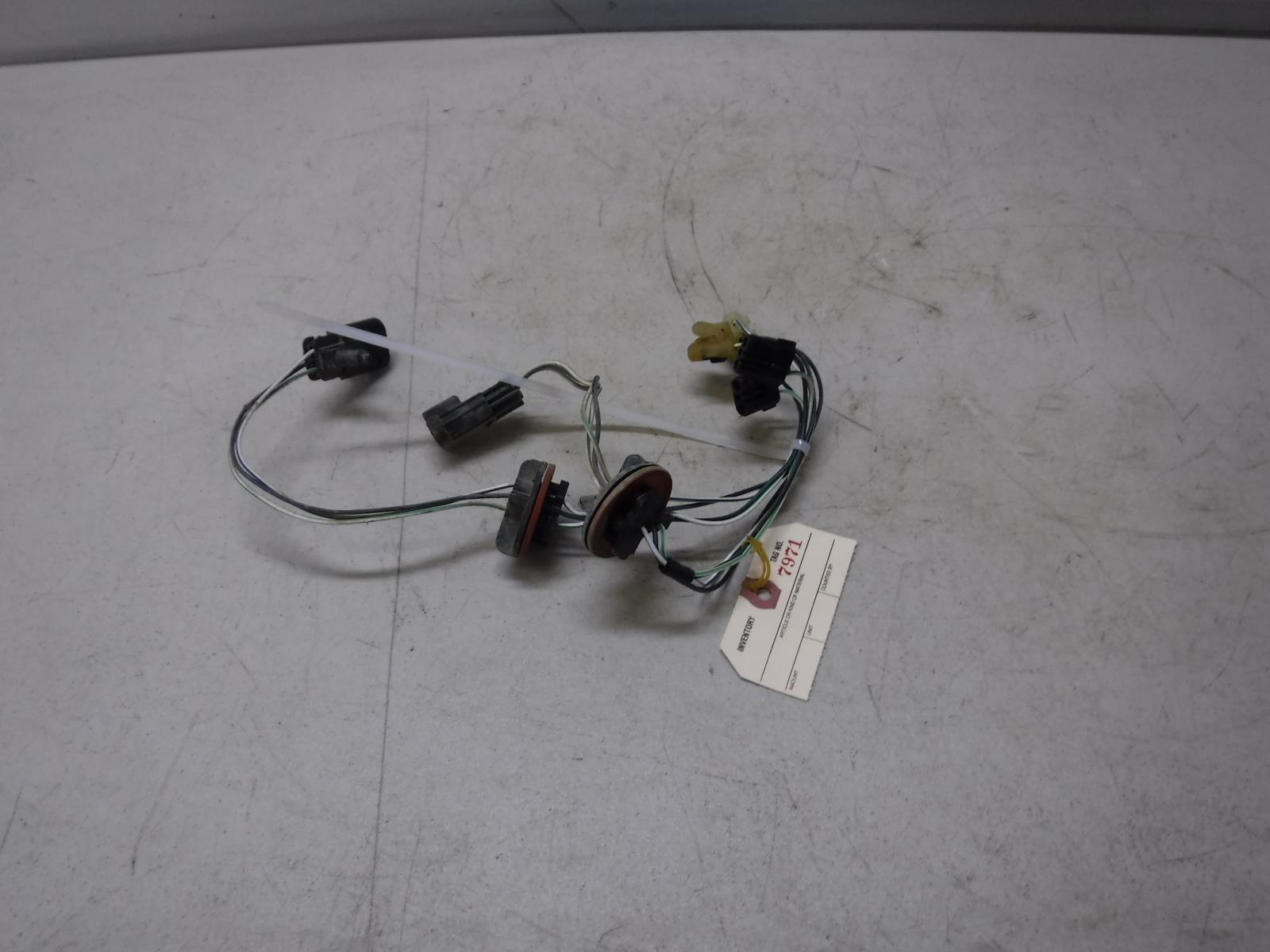 Headlight Wiring Harness 2014 Dodge Ram 2500. . Wiring Diagram on