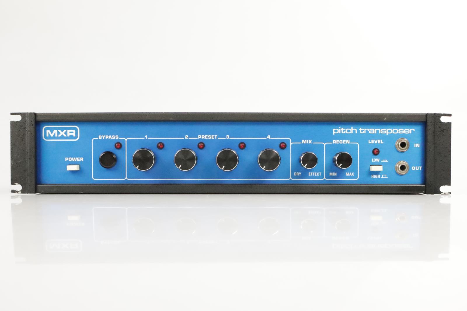 MXR Pitch Transposer Model 129 #32397