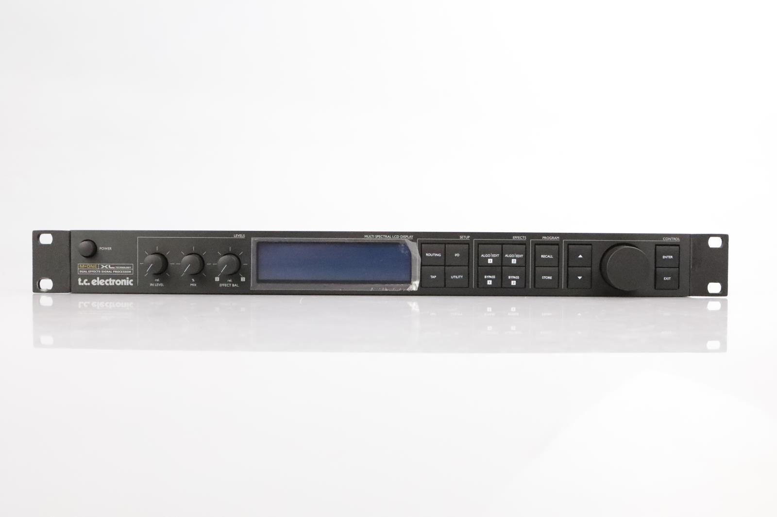T.C. Electronic M-One XL Dual Effects Processor #34124