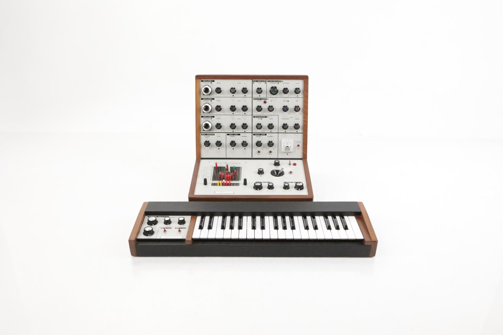 EMS Synthi VCS3 The Putney Synthesizer w/ DK1 Keyboard #34323 | eBay