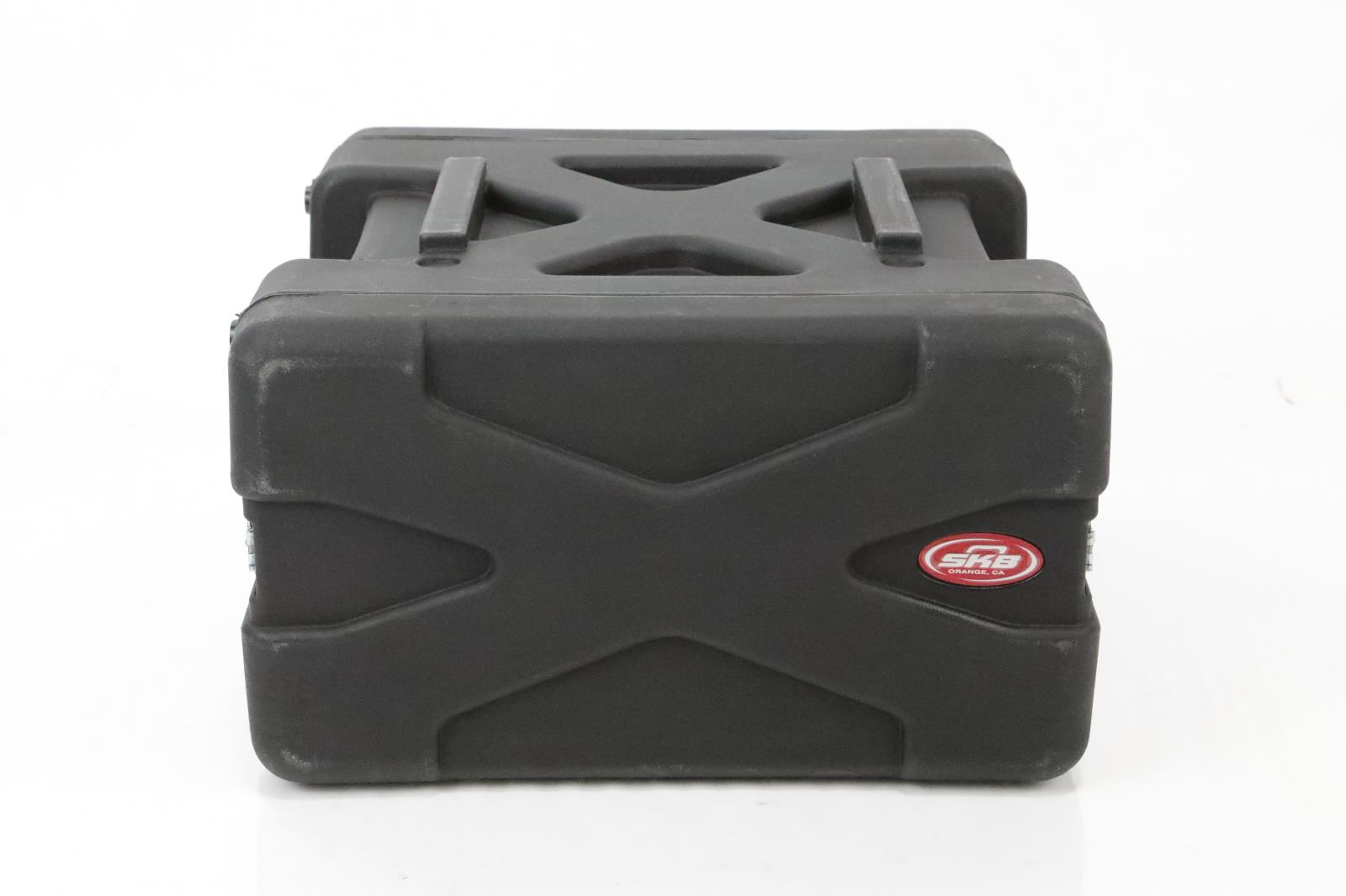 SKB 6U 6 Space Roto X Molded Rack Road Case #34364