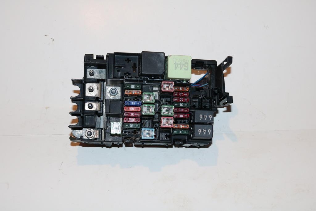 11-14 vw beetle 2 0l relay fuse box block panel warranty #3624
