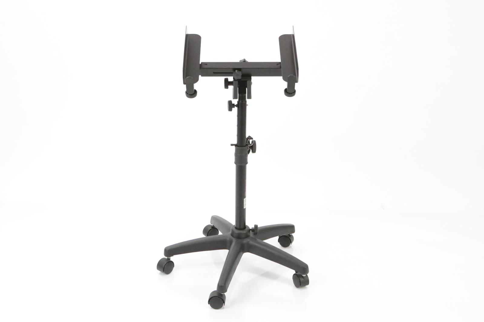 On Stage OSS MIX-400 Mixer MPC Remote Drum Machine Stand w/ Casters #34349