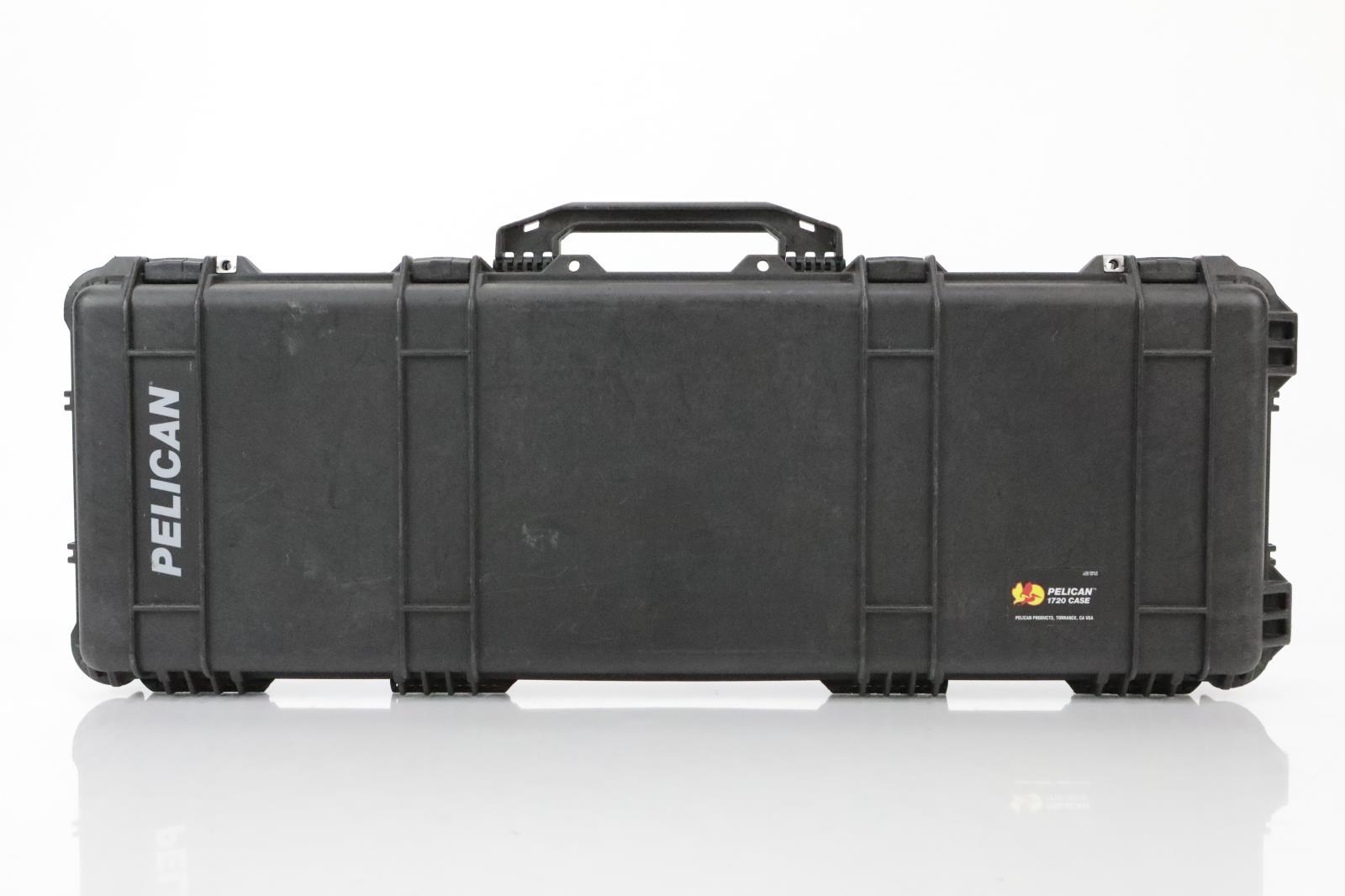 Pelican 1720 Protector Long Hard Hardshell Case Gun Keyboard Audio Video #34363
