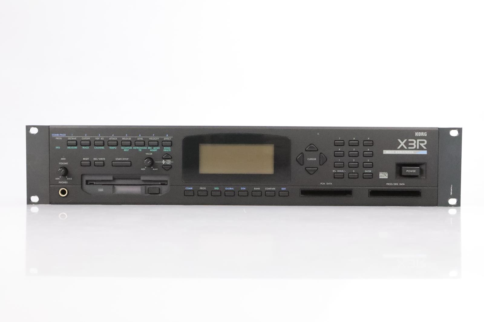 Kong X3R Music Workstation Synthesizer Sequencer #34148