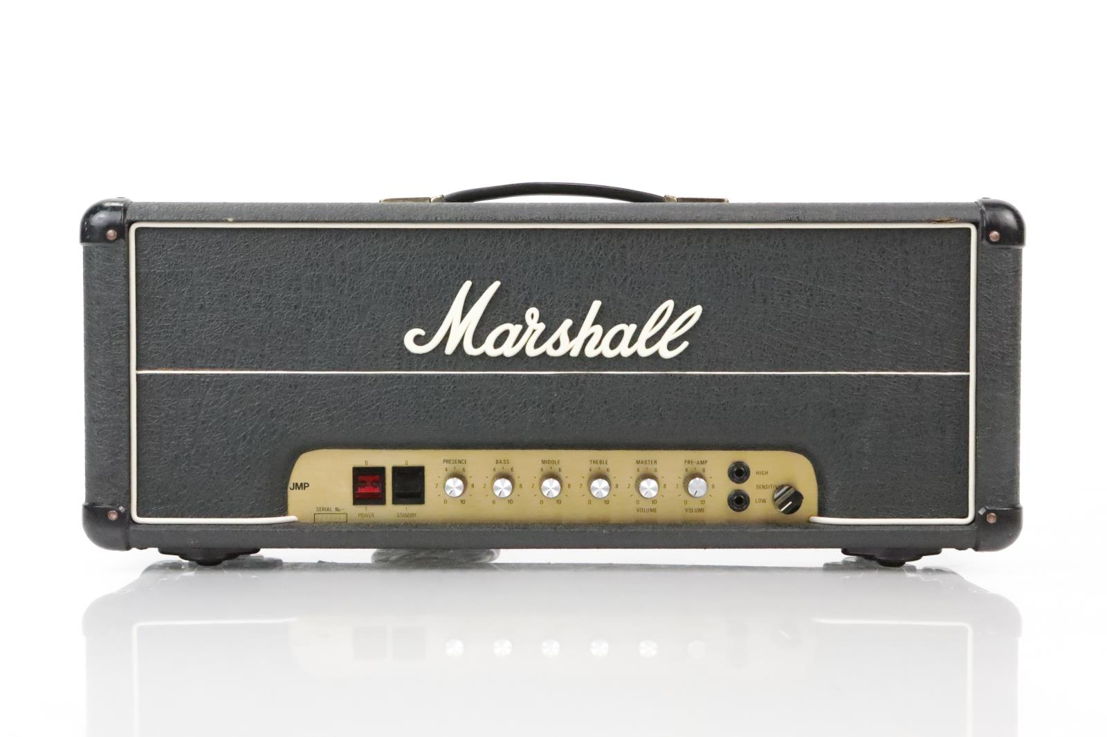 1979 Marshall JMP MKII Master 100W Lead Amp Morin Mod Ross Hogarth #34554