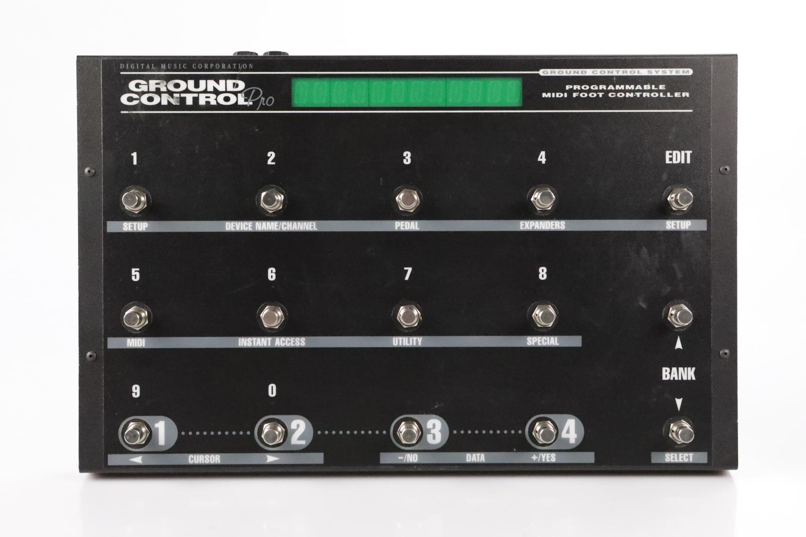 Digital Music Corporation Ground Control Pro Owned by Vivian Campbell #34335