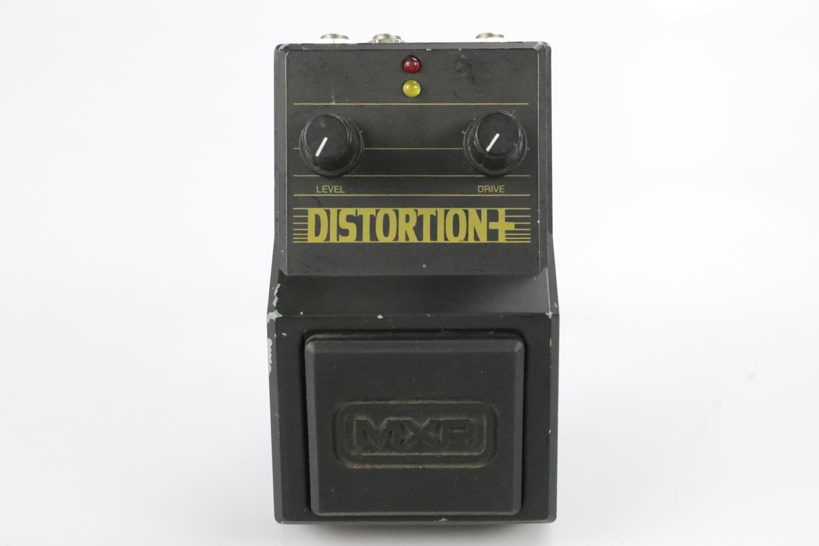 MXR Series 2000 Distortion+ Distortion Plus + Signed Bruce Kulick Kiss #34411
