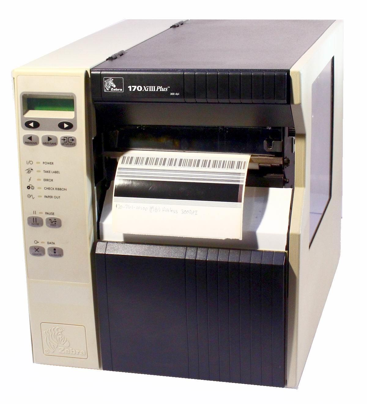 This is an image of Critical 300 Dpi Label Printer