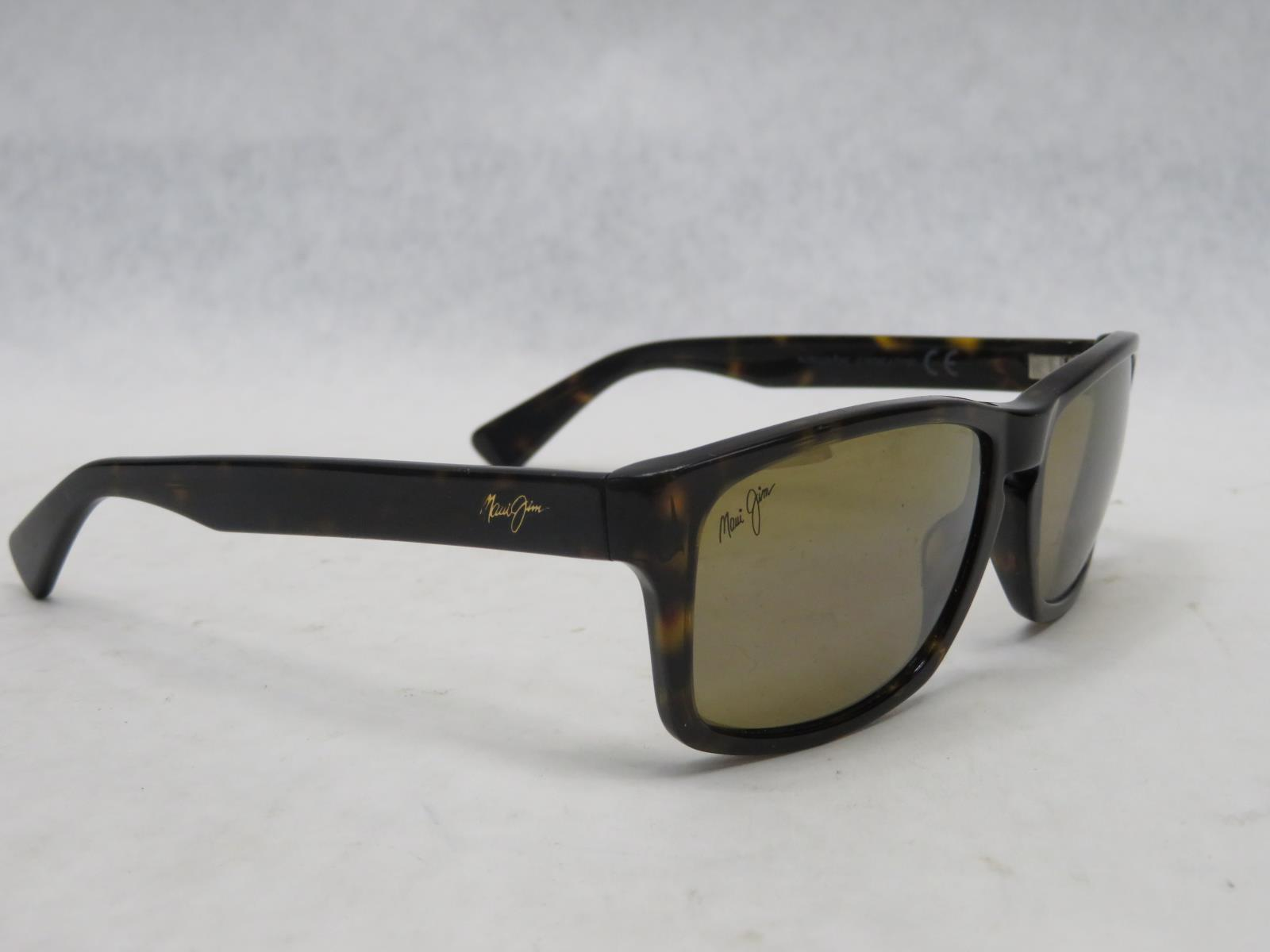 7426e8fa27b Maui Jim MJ291-10 McGregor Point 58-18 140 5.5in | eBay