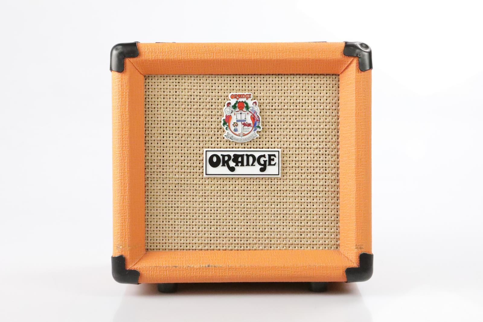 "Orange PPC108 1x8"" Speaker Cabinet 20W Guitar Cab #34722"