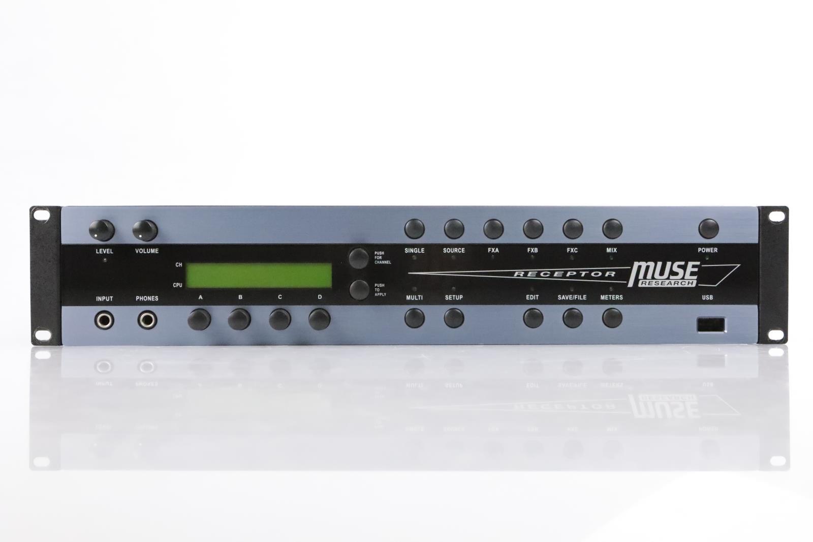 Muse Receptor 1.0 Recepter PRO VST Host Player Sampler Synth Loaded #34619