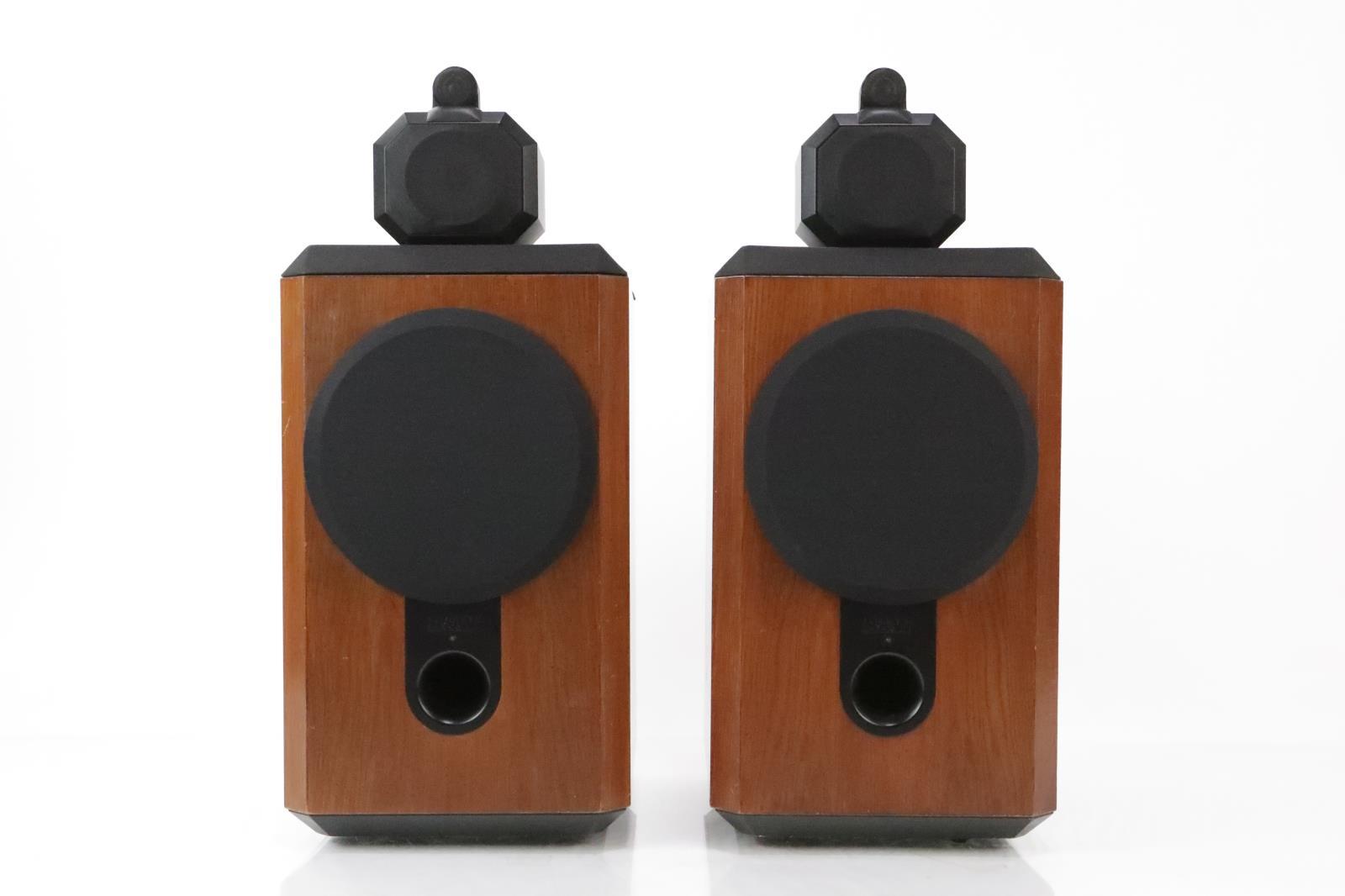 B&W Bowers & Wilkins 801 Series 2 Speaker Monitor Loadspeaker System #34589